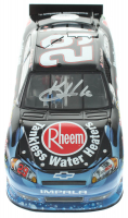 Kevin Harvick Signed LE #29 Rheem Tankless Water Heaters Autographed 2011 Impala 1:24 DieCast Car (JSA COA) at PristineAuction.com