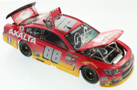 Dale Earnhardt Jr. Signed LE #88 Axalta 2016 SS Elite 1:24 Scale Die-Cast Car (JSA COA) at PristineAuction.com