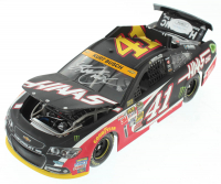 Kurt Busch Signed LE #41 Haas Automation Chase For The Cup Autographed 2014 SS 1:24 Diecast Car (RCCA COA) at PristineAuction.com