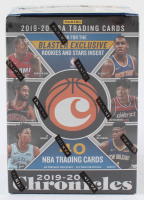 2019-20 Panini Chronicles Basketball Blaster Box with (8) Packs at PristineAuction.com