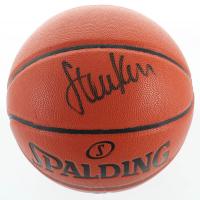 Steve Kerr Signed NBA Game Ball Series Basketball (Schwartz COA) at PristineAuction.com