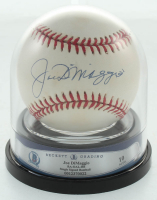 Joe DiMaggio Signed OAL Baseball (BGS Encapsulated) at PristineAuction.com