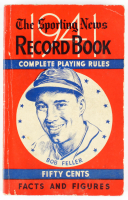 Vintage 1941 Sporting News Baseball MLB Record Softcover Book at PristineAuction.com