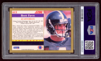 Brett Favre 1991 Score #611 RC (PSA 10) at PristineAuction.com