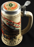 Brooklyn Dodgers Ebbet's Field Ceramic Tankard at PristineAuction.com