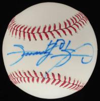 Sammy Sosa Signed OML Baseball (Beckett COA) at PristineAuction.com