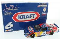 Mark Martin Signed LE #6 Kraft & Tombstone 2002 Ford Taurus 1:24 Diecast Car (JSA COA) at PristineAuction.com