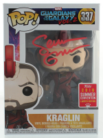 "Sean Gunn Signed ""Guardians Of The Galaxy Vol. 2"" #337 Kraglin Funko Pop! Vinyl Figure (JSA COA) at PristineAuction.com"