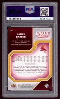 James Harden 2009-10 Upper Deck Draft Edition #40 RC (PSA 10) at PristineAuction.com