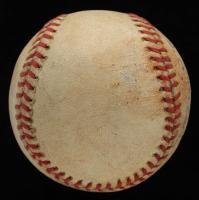 "Strom Thurmond Signed Baseball Inscribed ""U.S. Senator R.S.C."" (JSA COA) at PristineAuction.com"