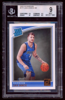 Luka Doncic 2018-19 Donruss #177 RR RC  (BGS 9) at PristineAuction.com