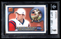 Tom Brady 2000 Aurora #84 RC (BGS 9) at PristineAuction.com