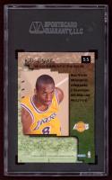 Kobe Bryant 1996-97 SkyBox Premium #55 RC (SGC 10) at PristineAuction.com