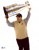 Scotty Bowman Signed Red Wings 8x10 Photo (Beckett COA) at PristineAuction.com