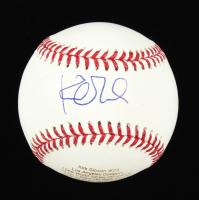 Kirk Gibson Signed LE OML Custon Engraved Baseball (JSA COA) at PristineAuction.com