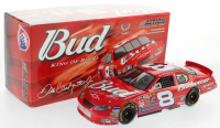 Dale Earnhardt Jr. LE #8 Budweiser 2005 Chevy Monte Carlo 1:24 Scale Die-Cast Car at PristineAuction.com