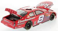 Dale Earnhardt Jr. LE #8 Budweiser 2005 Chevy Monte Carlo 1:24 Scale Die-Cast Car at PristineAuction.com