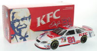 Dale Earnhardt Jr. LE #81 KFC 2004 Chevy Monte Carlo 1:24 Scale Die-Cast Car at PristineAuction.com