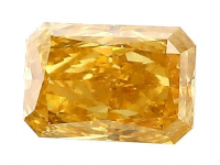 .72ct Natural Yellow-Orange Loose Diamond (GIA Certified) at PristineAuction.com