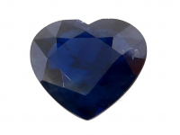 2.95ct Natural Loose Blue Sapphire (GIA & GAL Certificates) at PristineAuction.com