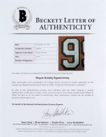 Wayne Gretzky Signed Campbell All-Star Jersey (Beckett LOA) at PristineAuction.com