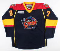 Connor McDavid Signed Otters Jersey (Beckett COA) at PristineAuction.com