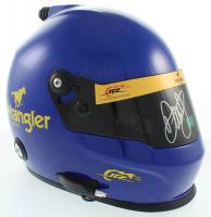 Dale Earnhardt Jr. Signed NASCAR Wrangler #3 Full-Size Helmet (Dale Jr. COA & Pristine COA) at PristineAuction.com