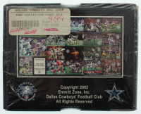 """Emmitt Smith """"Run With History"""" Factory Sealed Commemorative Set of (21) Cards at PristineAuction.com"""
