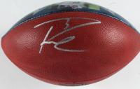"Russell Wilson Signed NFL ""The Duke"" Photo Football (PSA COA & Wilson Hologram) at PristineAuction.com"