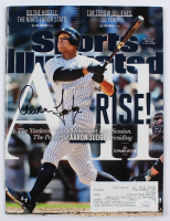 "Aaron Judge Signed 2017 ""Sports Illustrated"" Magazine (JSA COA) at PristineAuction.com"