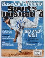 "CC Sabathia Signed 2013 ""Sports Illustrated"" Magazine (JSA COA) at PristineAuction.com"