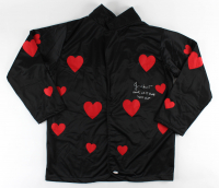 "Jimmy Hart Signed Jacket Inscribed ""Mouth of the South"" & ""2005 HOF"" (JSA COA) at PristineAuction.com"