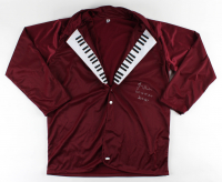"""Jimmy Hart Signed Jacket Inscribed """"Mouth of the South"""" & """"2005 HOF"""" (JSA COA) at PristineAuction.com"""