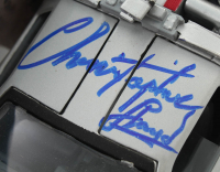 "Christopher Lloyd Signed ""Back to the Future III"" DeLorean Time Machine 1:24 Scale Die-Cast Car (Beckett COA) at PristineAuction.com"