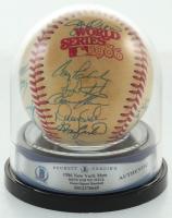 Mets 1986 World Series Baseball Team-Signed by (30) Gary Carter, Ray Knight, Rafael Santana, Keith Hernandez, Dough Sisk (BGS Encapsulated) at PristineAuction.com