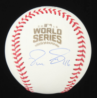 Pedro Strop Signed Official 2016 World Series Baseball (Beckett COA) at PristineAuction.com