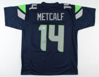 D. K. Metcalf Signed Jersey (JSA COA) at PristineAuction.com