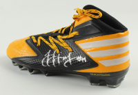 JuJu Smith-Schuster Signed Adidas Football Cleat (Beckett COA) at PristineAuction.com