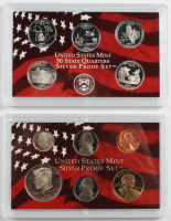 2004 United States Mint Proof Set with (11) Coins at PristineAuction.com