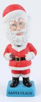 Santa Claus LE Ceramic Bobble Head at PristineAuction.com