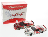 Set of (2) Dale Earnhardt Jr. LE #8 Budweiser / MLB All-Star Game 2001 & 2002 Monte Carlo 1:24 Scale Die Cast Cars at PristineAuction.com