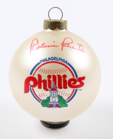 Robin Roberts Signed Phillies Christmas Ornament (JSA COA) at PristineAuction.com