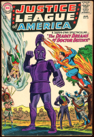 """Vintage 1965 """"Justice League of America"""" Issue #34 DC Comic Book at PristineAuction.com"""