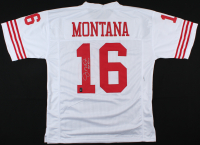 "Joe Montana Signed Jersey Inscribed ""HOF 2000"" (Montana Hologram) at PristineAuction.com"