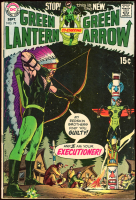 "Vintage 1970 ""Green Lantern"" Issue #79 DC Comic Book at PristineAuction.com"