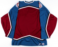 Nathan MacKinnon Signed Avalanche Jersey (PSA COA) at PristineAuction.com