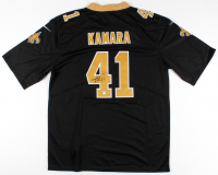 Alvin Kamara Signed Saints Jersey (PSA COA) at PristineAuction.com