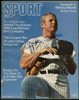 "Mickey Mantle Signed ""Sport"" Magazine (PSA LOA) at PristineAuction.com"