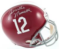 Joe Namath Signed Alabama Crimson Tide Full-Size Speed Helmet (JSA COA) at PristineAuction.com