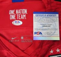Alex Morgan Signed Team USA Nike Jersey (PSA COA) at PristineAuction.com